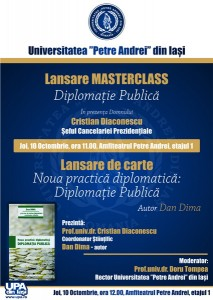 lansare masterclass