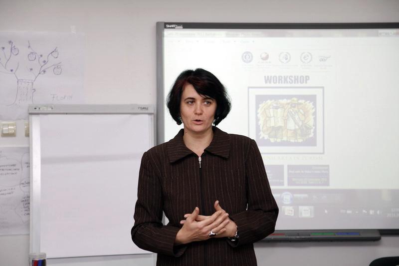 prof Cristina Stoica