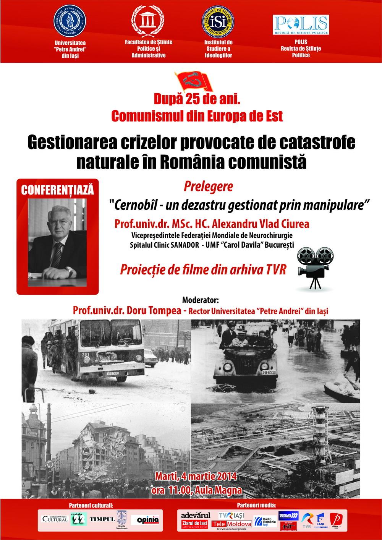 conferinta - Calamitatile in regimul comunist - 4 martie resize