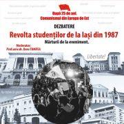 conferinta 17 FEBRUARIE -REVOLTELE STUDENTESTI VAR FINALA resize
