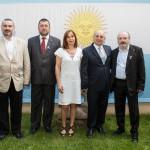 Conducerea UPA prezentă la dineul oferit de Ambasada Republicii Argentina la București