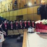 A 20-a generație de studenți ai Facultății de Drept a absolvit UPA din Iași