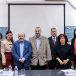 """Noua conducere a Universității """"Petre Andrei"""" din Iași"""