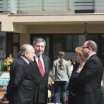 Președintele UPA s-a întâlnit cu Ambasadorul Germaniei în România