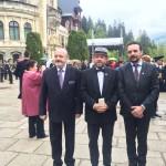 UPA prezenta la Castelul Peleș cu prilejul Jubileului – 150 de ani de la fondarea Casei Regale