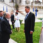 UPA prezenta la Palatul Cotroceni cu prilejul Zilei Europei