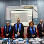 Senatul UPA a conferit titlul de Doctor Honoris Causa Profesorului Carlo Colomba