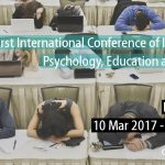 UPA prezentă la The First International Conference of Innovation in Psychology, Education and Didactics – ICIPED 2017