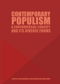 CONTEMPORARY POPULISM